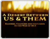 a desert between us and them