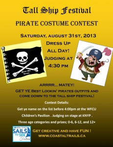 pirate contest